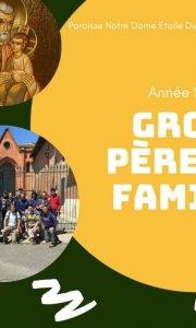 Réunion du groupe Pères de famille