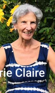 Le jour d'après, Marie-Claire Grasset