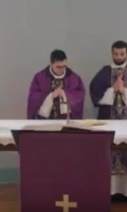 Messe du 5ème dimanche de Carême