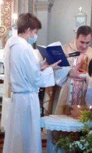 Quelques photos des baptêmes