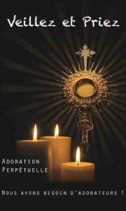 Prier pour Aymar, Eustache, les vocation, la vie !